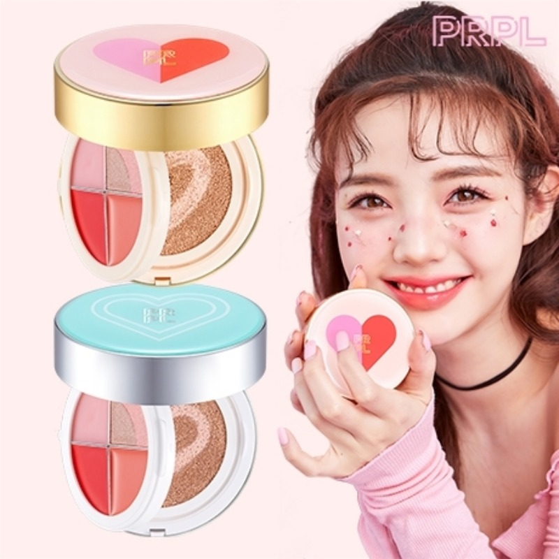 [PRPL Cushion][PRPL Dual Cover Cushion][Prettyplease][Korea]